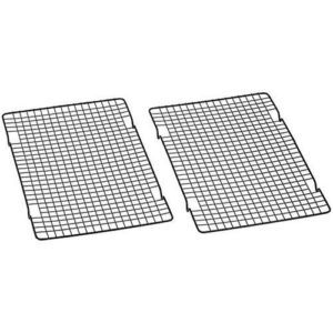 two cooling racks